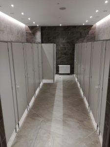 Туалетные перегородки из ЛДСП